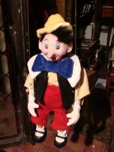 Marionnette Pinocchio Bretagne Gepetto
