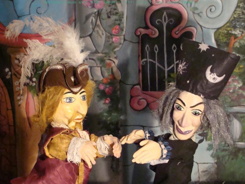 marionnettes à gaine